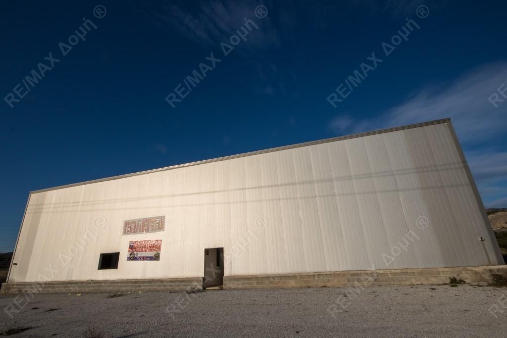 Αποθήκη | 1000τ.μ. | 650000 €