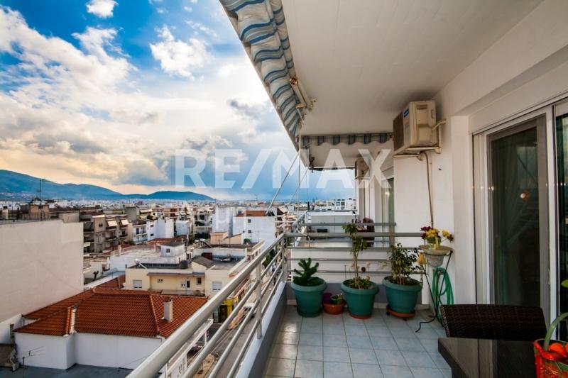 Θέα από μπαλκόνι